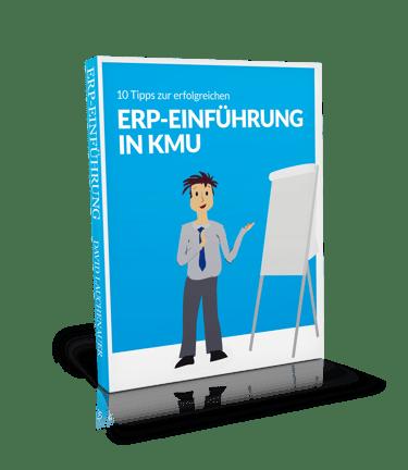 kostenloses Whitepaper: 10 Tipps zur erfolgreichen ERP-Einführung in KMU