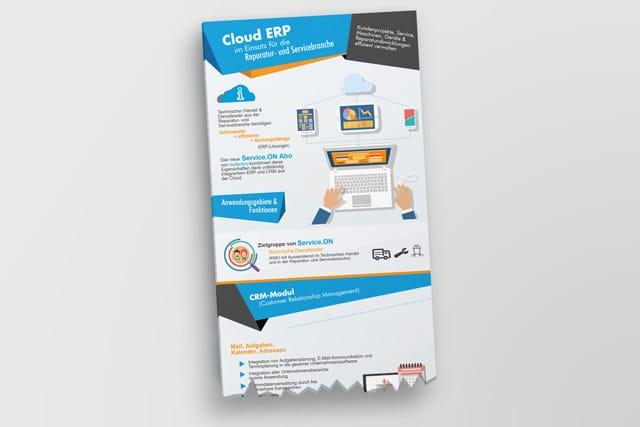 Cloud ERP für die Reparatur- und Servicebranche