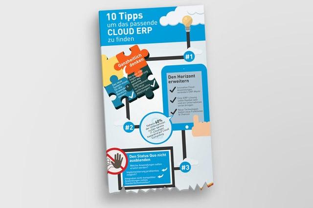 10 Tipps um das passende Cloud ERP zu finden
