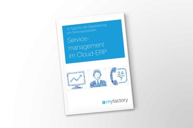 Servicemanagement im Cloud-ERP