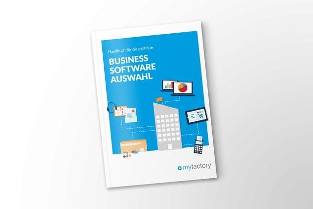 Handbuch für die perfekte Business Software Auswahl